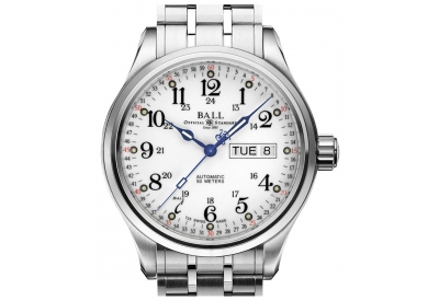 Ball Watches - NM1058D-S3J-WH - Mens Watches