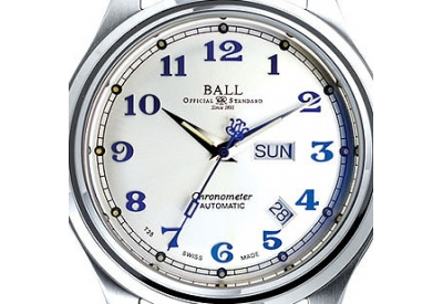 Ball - NM1058D-SCJ-SL - Mens Watches