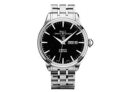 Ball Watches - NM2080D-SJ-BK - Mens Watches