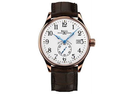 Ball Watches - NM3888D-PG-LCJ-WH - Mens Watches