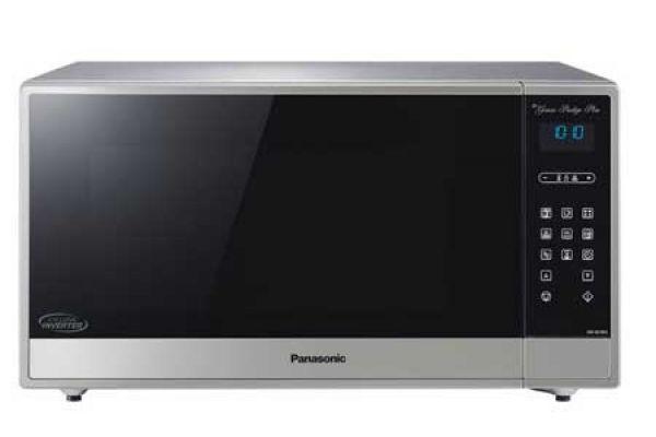Panasonic 1.6 Cu. Ft. Stainless Steel Countertop Microwave - NN-SE785S