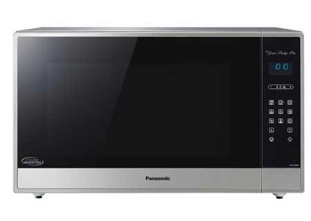 Panasonic Nn Se985s Built In Microwaves With Trim Kit