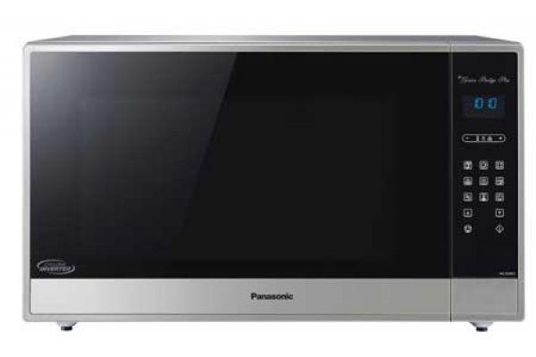 Panasonic 2.2 Cu. Ft. Stainless Steel Countertop Microwave - NN-SE985S