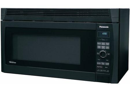 Panasonic - NN-SD277BR - Over The Range Microwaves