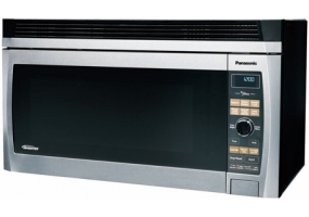 Panasonic - NN-SD277SR - Microwave Ovens & Over the Range Microwave Hoods