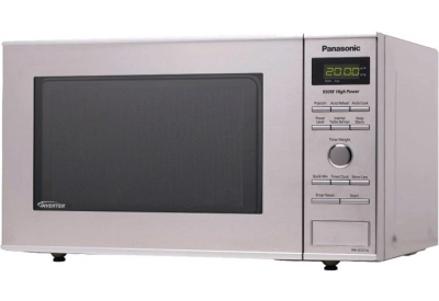 Panasonic - NN-SD372S - Microwaves