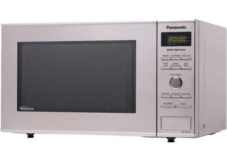 Panasonic - NN-SD372S - Microwaves