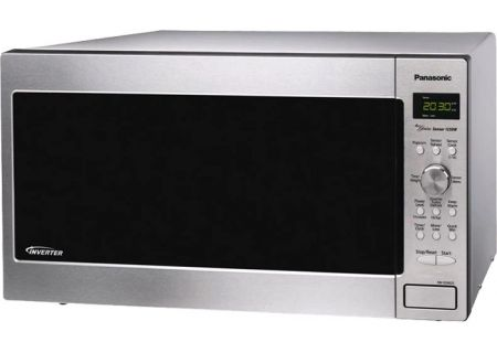 Panasonic - NN-SD762S - Countertop Microwaves