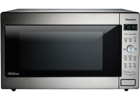 Panasonic Stainless Steel Countertop Microwave Oven - NN-SD945SS