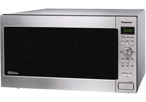 Panasonic - NN-SD962SS - Microwave Ovens & Over the Range Microwave Hoods