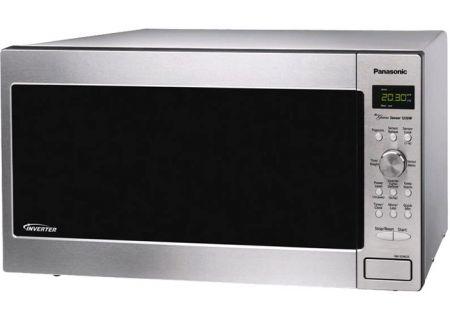 Panasonic - NN-SD962S - Microwaves