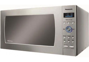 Panasonic - NN-SE982S - Microwave Ovens & Over the Range Microwave Hoods