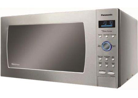 Panasonic - NN-SE982S - Microwaves