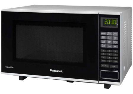Panasonic - NN-SF550M - Microwaves