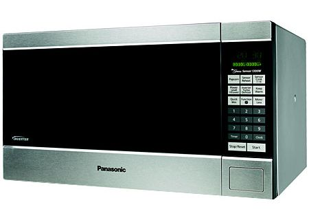 Panasonic - NN-SN660S - Countertop Microwaves