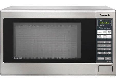 Panasonic - NN-SN661S - Microwaves