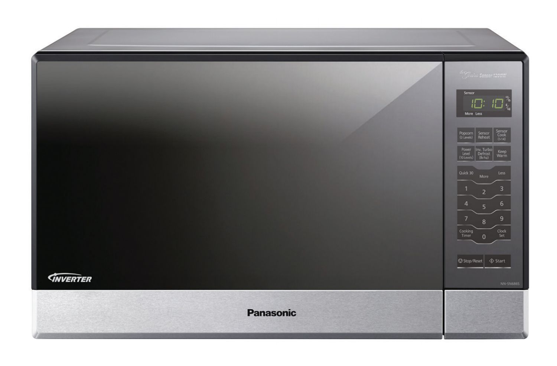 Panasonic 1 2 Cu Ft Countertop Microwave Oven Nn Sn686s