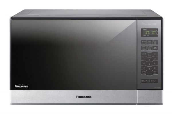 Panasonic Stainless 1.2 Cu. Ft. Countertop Microwave Oven - NN-SN686S