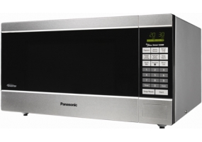 Panasonic - NN-SN760S - Microwave Ovens & Over the Range Microwave Hoods