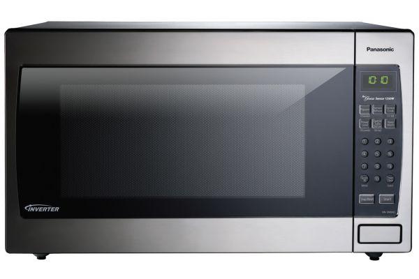 Panasonic 2.2 Cu. Ft. Stainless Steel Countertop Microwave Oven - NN-SN966SR
