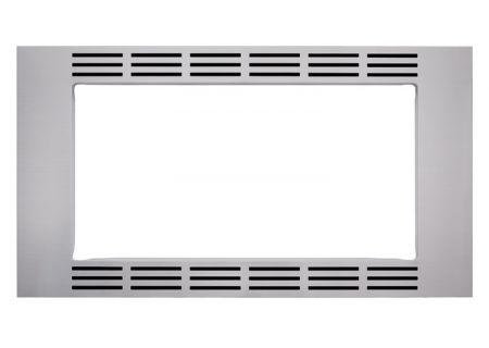 "Panasonic 30"" Stainless Steel Microwave Trim Kit - NNTK732SS"