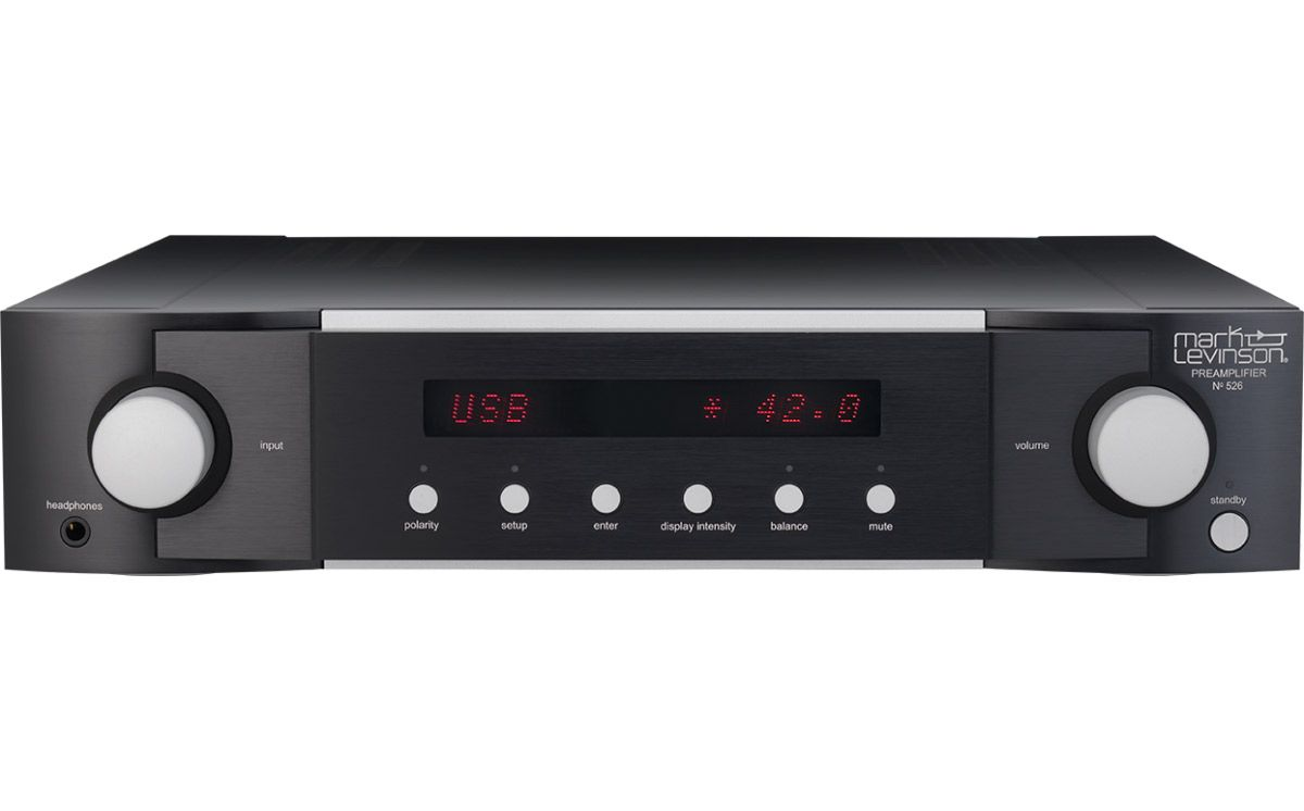 Mark Levinson NO526 Dual-Monaural Preamplifier - NO526
