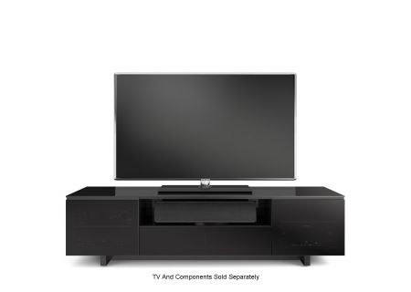 BDI - NORA8239SBK - TV Stands & Entertainment Centers