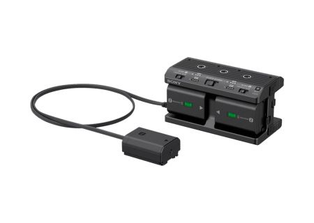 Sony - NPA-MQZ1K - Digital Camera Batteries & Chargers