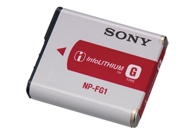 Sony - NPFG1/M8 - Digital Camera Batteries & Chargers