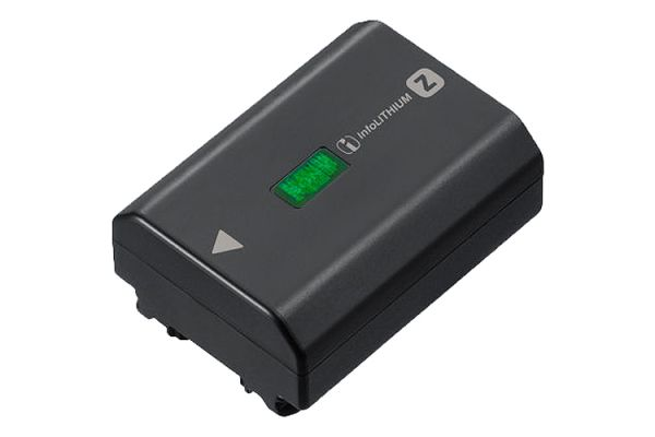 Large image of Sony Z-Series Rechargeable Battery Pack - NPFZ100