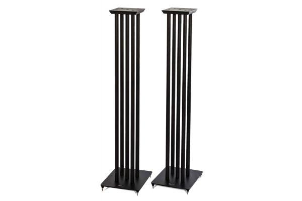 Large image of Solidsteel NS-10  Hi-Fi Speaker Stands (Pair) - NS-10BK