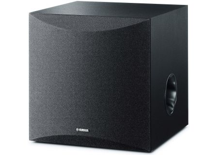 "Yamaha Black 8"" Powered Subwoofer - NS-SW050"