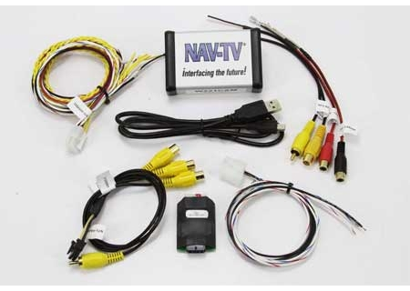 NAV-TV Back-Up Camera Interface Kit  - KIT111