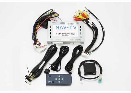 NAV-TV - KIT187 - Mobile Rear-View Cameras