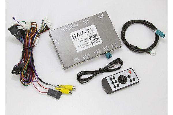 Large image of NAV-TV W205v2 Video Interface Kit - NTV-KIT888