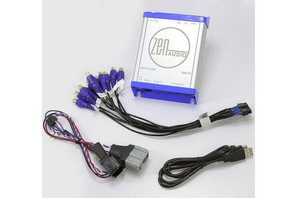 Large image of NAV-TV ZEN-A2B / DSP12A-A2B Audio Interface - NTV-KIT889