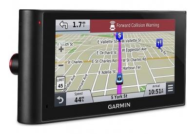 Garmin NuviCam LMTHD GPS Navigation System - 010-01378-01