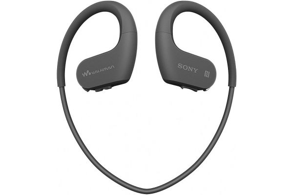 Sony Black 4GB Wearable Bluetooth MP3 Player - NWWS623/B