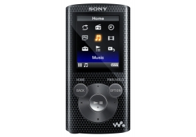 Sony - NWZE384BLK - iPods & MP3 Players
