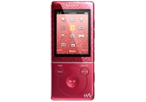 Sony - NWZE474RED - iPods & MP3 Players