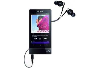 Sony - NWZF805BLK - iPods & MP3 Players