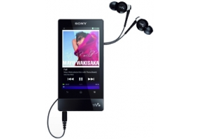 Sony - NWZF806BLK - iPods & MP3 Players
