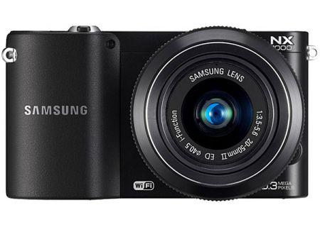 Samsung - EV-NX1000BABUS - Digital Cameras