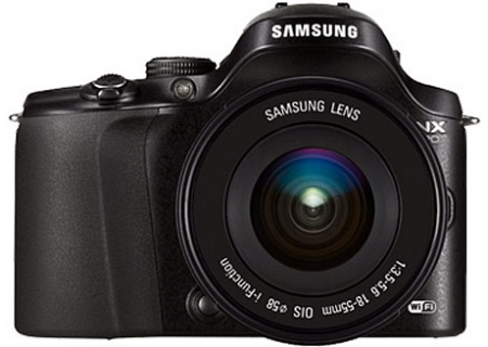 Samsung - EV-NX20ZZBSBUS - Digital Cameras