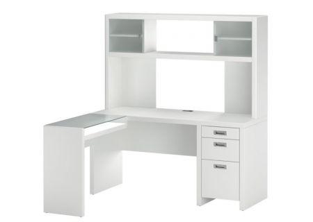 Bush - NYS001PW - Home Office Desks