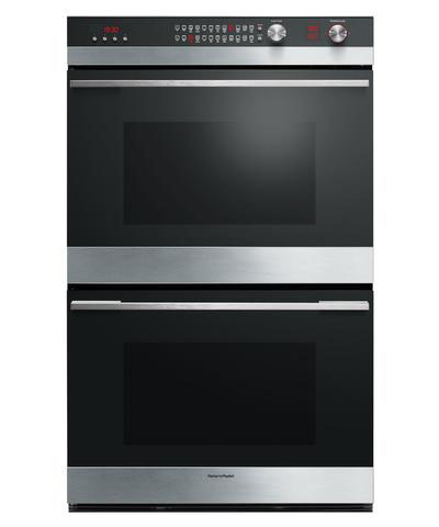 Fisher Amp Paykel Stainless Double Oven Ob30ddepx3