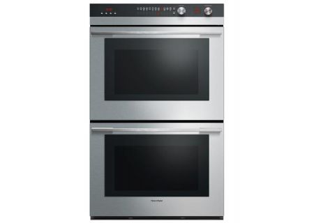 "Fisher & Paykel 30"" Stainless Steel Double Oven  - OB30DTEPX3"