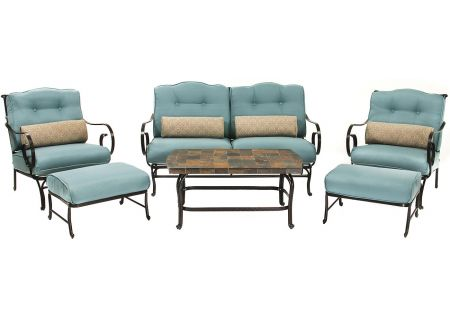 Hanover - OCEANA6PC - Patio Seating Sets