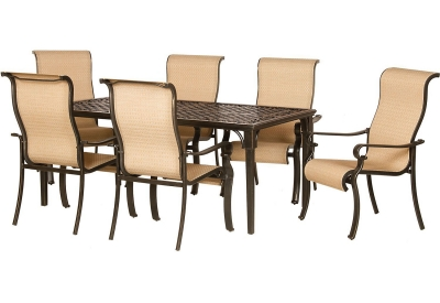 Hanover - BRIGANTINE7PC - Patio Dining Sets