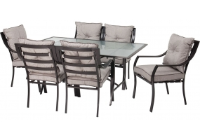 Hanover - ODLA-7PC-CU-GL - Patio Furniture